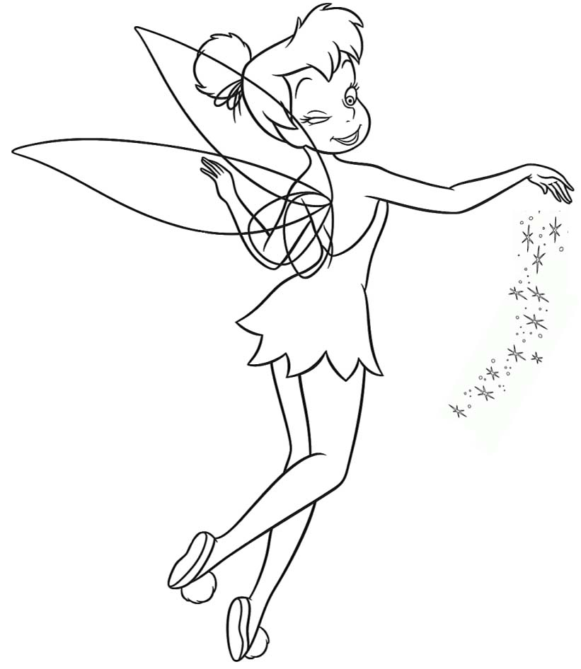 tinkerbell coloring sheets tinkerbell coloring pages download and print tinkerbell coloring tinkerbell sheets 1 1