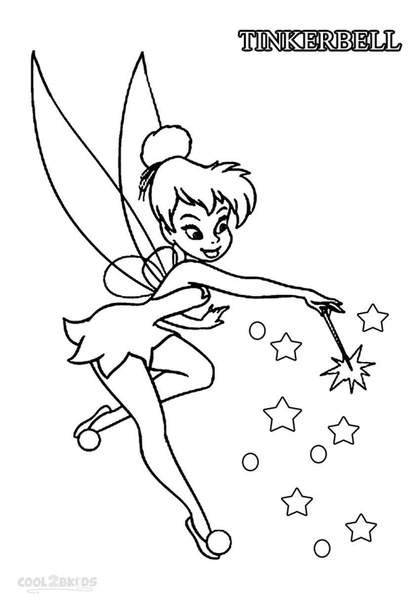 tinkerbell outline tinkerbell silhouette free vector silhouettes outline tinkerbell