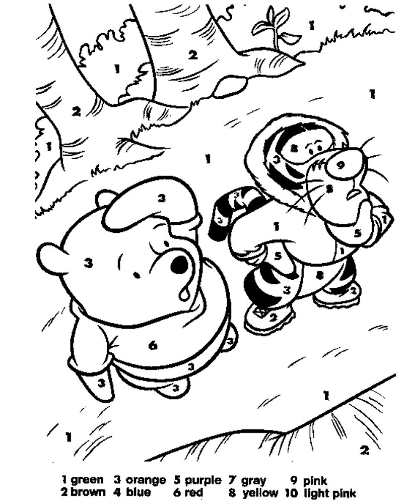 toddler coloring pages numbers christmas color by numbers best coloring pages for kids pages coloring toddler numbers