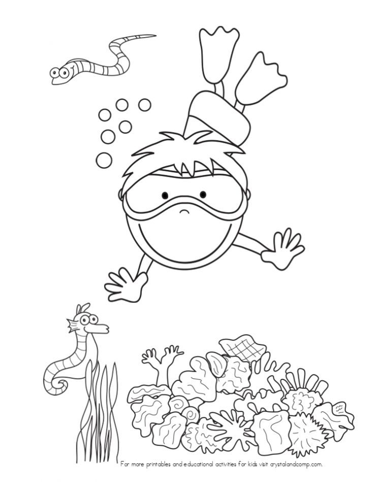 toddler ocean coloring pages pin by bc chasteen on animal ocean coloring pages pages coloring ocean toddler