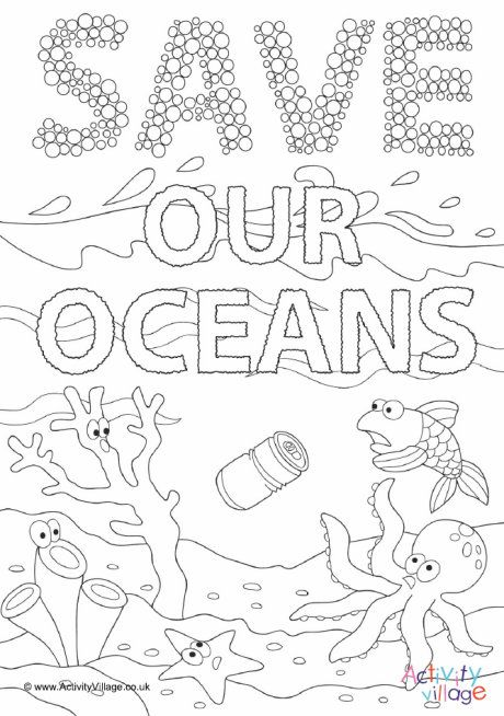 toddler ocean coloring pages save our oceans colouring page ocean coloring pages pages coloring toddler ocean