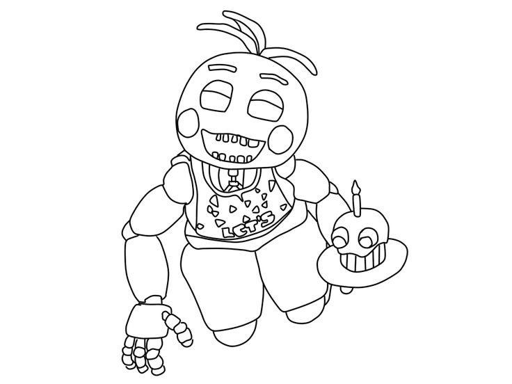toy freddy coloring pages toy freddy coloring pages at getdrawings free download pages toy freddy coloring