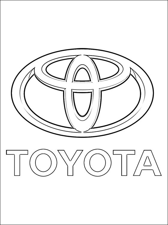 toyota car coloring pages toyota aygo 2019 front view coloring page free 2019 pages toyota coloring car
