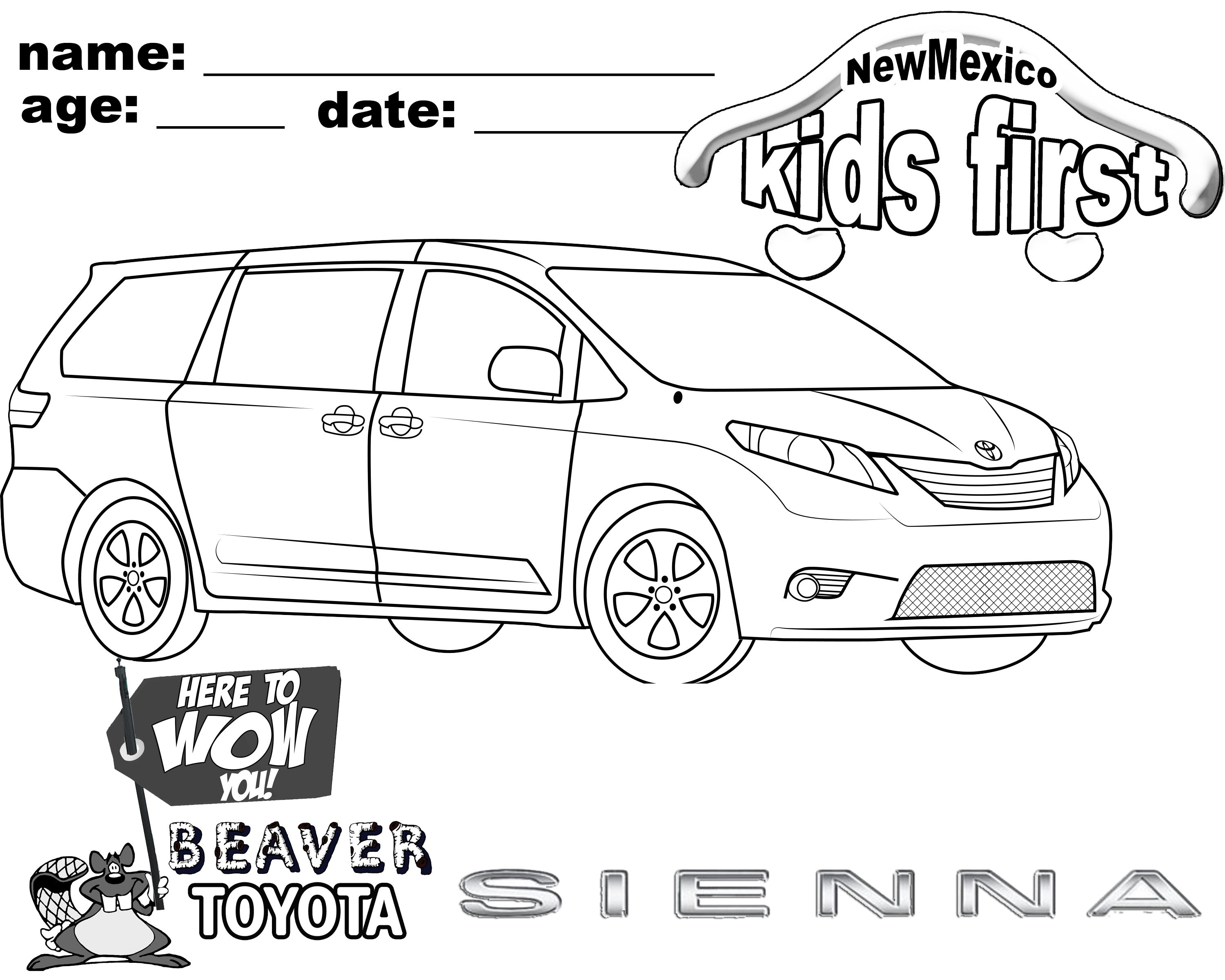 toyota car coloring pages toyota coloring pages at getcoloringscom free printable coloring car pages toyota