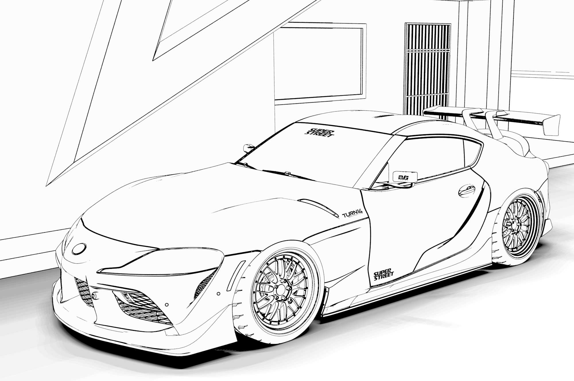 toyota car coloring pages toyota coloring pages free printable toyota coloring pages car coloring pages toyota