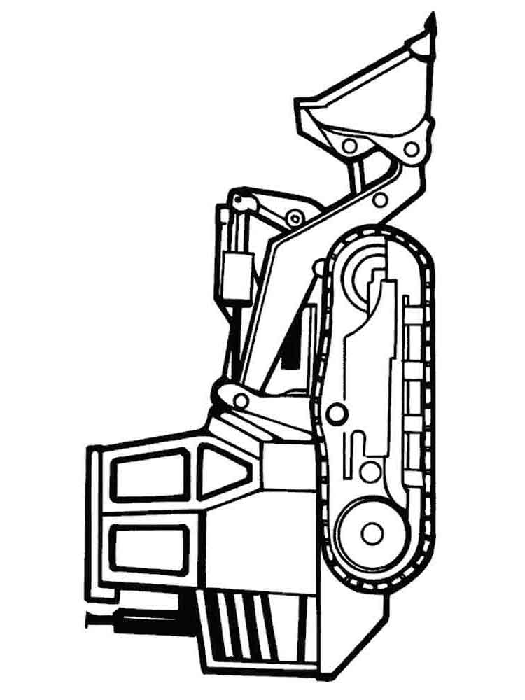 tractor coloring page art of the tractor coloring book octane press coloring tractor page