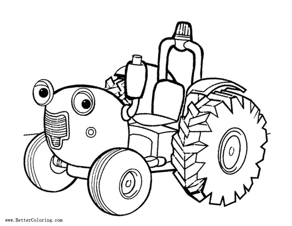 tractor colouring pictures big boss tractor coloring pages to print free tractors pictures tractor colouring
