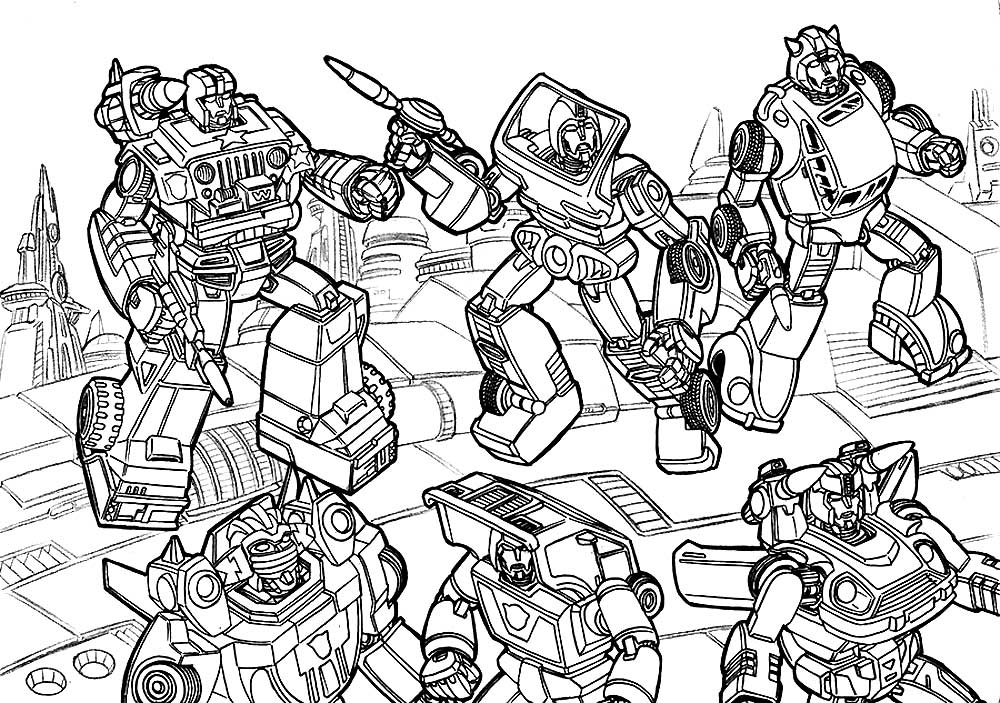 transformer coloring book transformers coloring pages download and print transformer book coloring