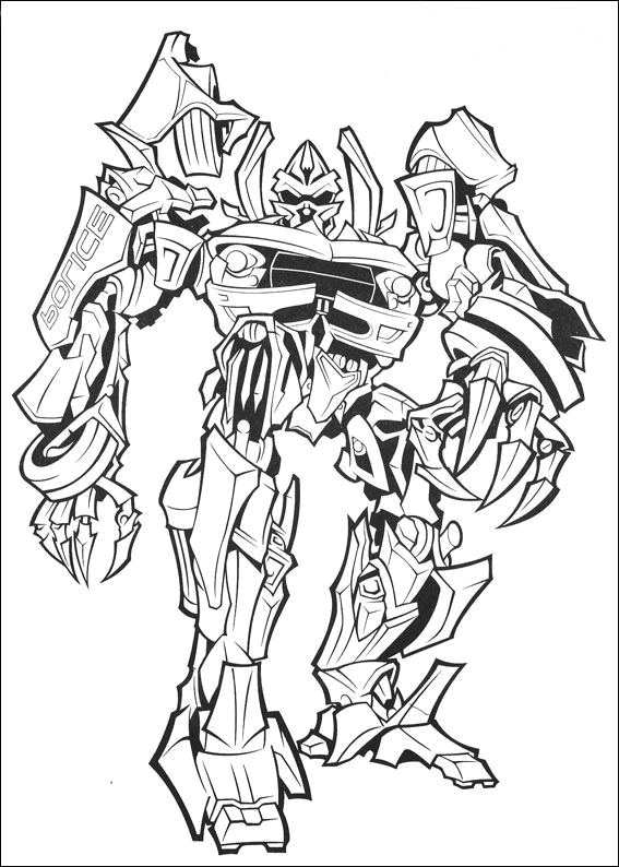 transformers barricade coloring pages barricade transformers bumblebee coloring pages coloring pages pages barricade coloring transformers