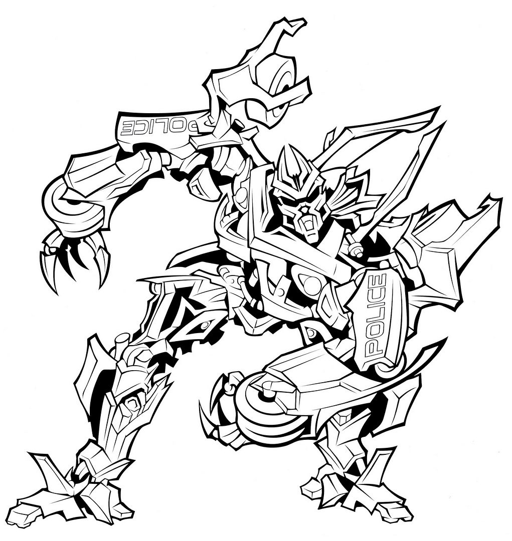 transformers barricade coloring pages barricadebot1jpg photo by ultracomputron photobucket barricade pages coloring transformers