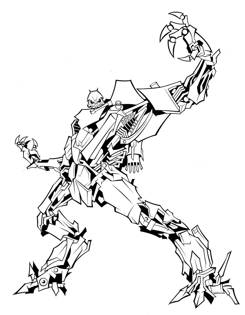 transformers barricade coloring pages transformers lockdown coloring page free coloring pages coloring transformers barricade pages