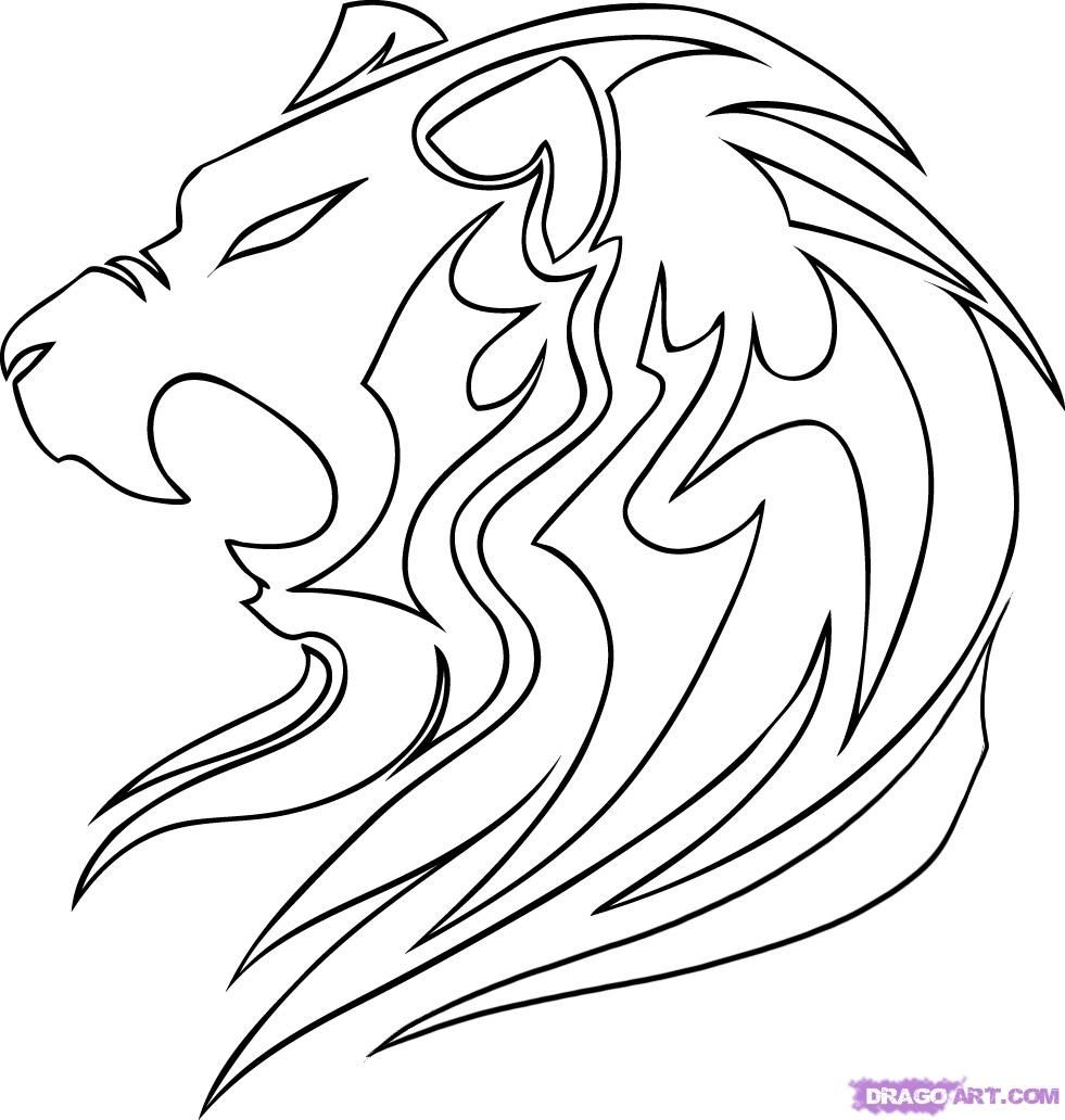 tribal animal coloring pages fox with tribal pattern adults coloring pages printable tribal pages animal coloring