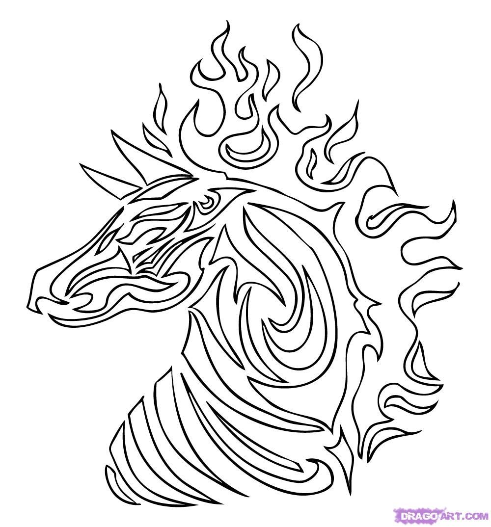 tribal animal coloring pages tribal animal coloring pages at getcoloringscom free coloring tribal pages animal