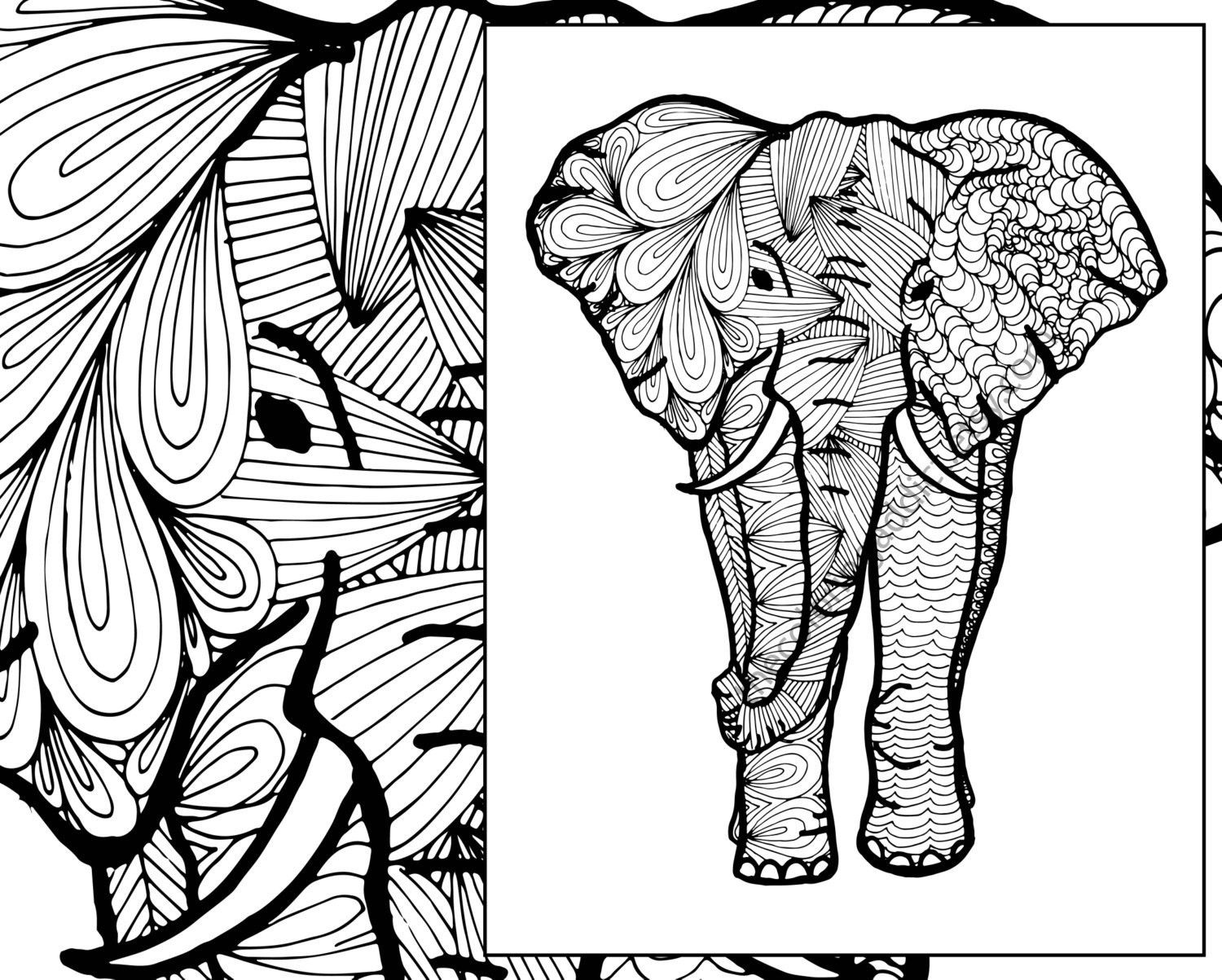 tribal animal coloring pages tribal elephant coloring pages at getcoloringscom free tribal animal pages coloring