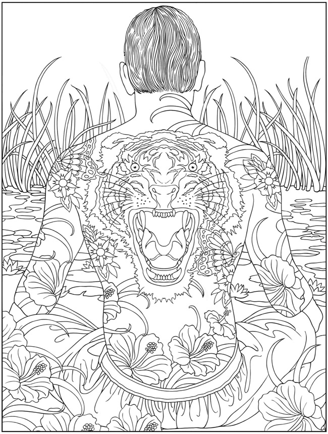 trippy coloring books 50 trippy coloring pages books trippy coloring
