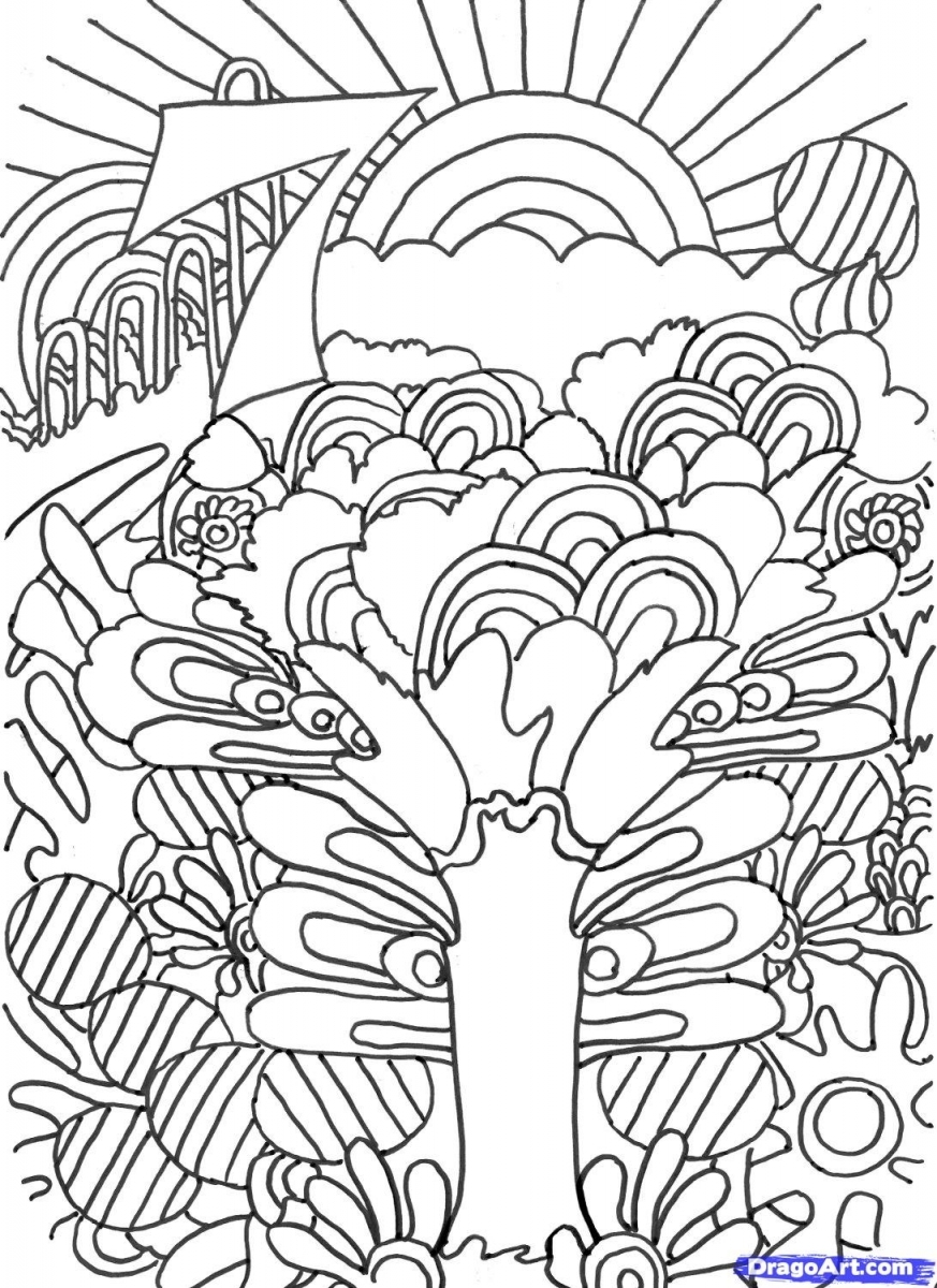 trippy coloring books 50 trippy coloring pages coloring trippy books