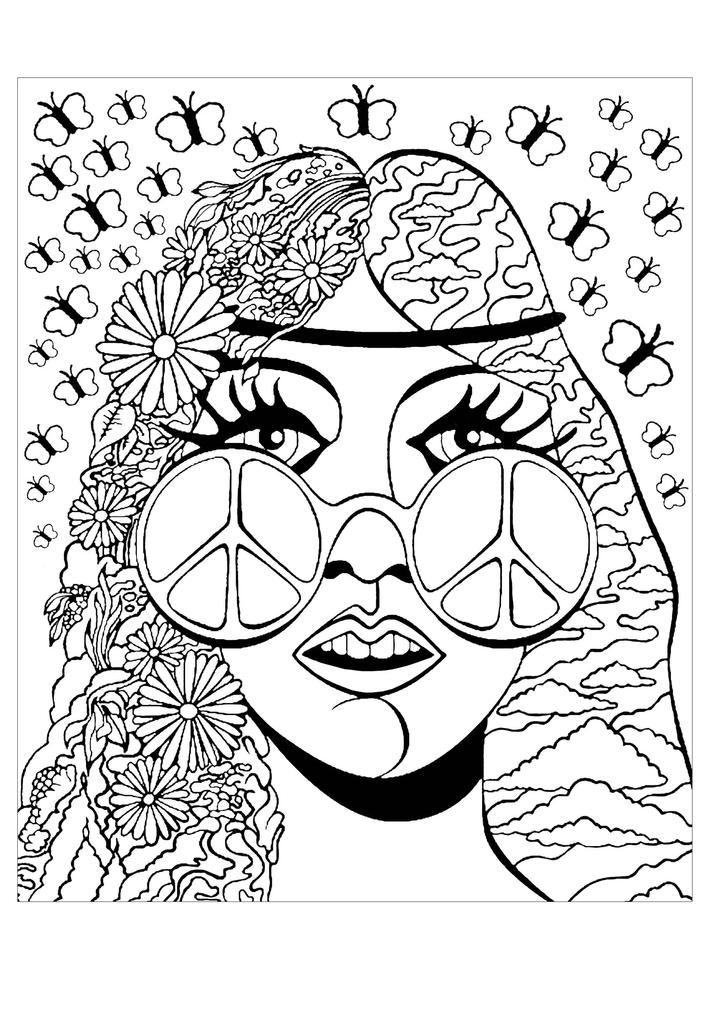 trippy coloring books psychedelic dot forest by faeriegemdeviantartcom on trippy books coloring