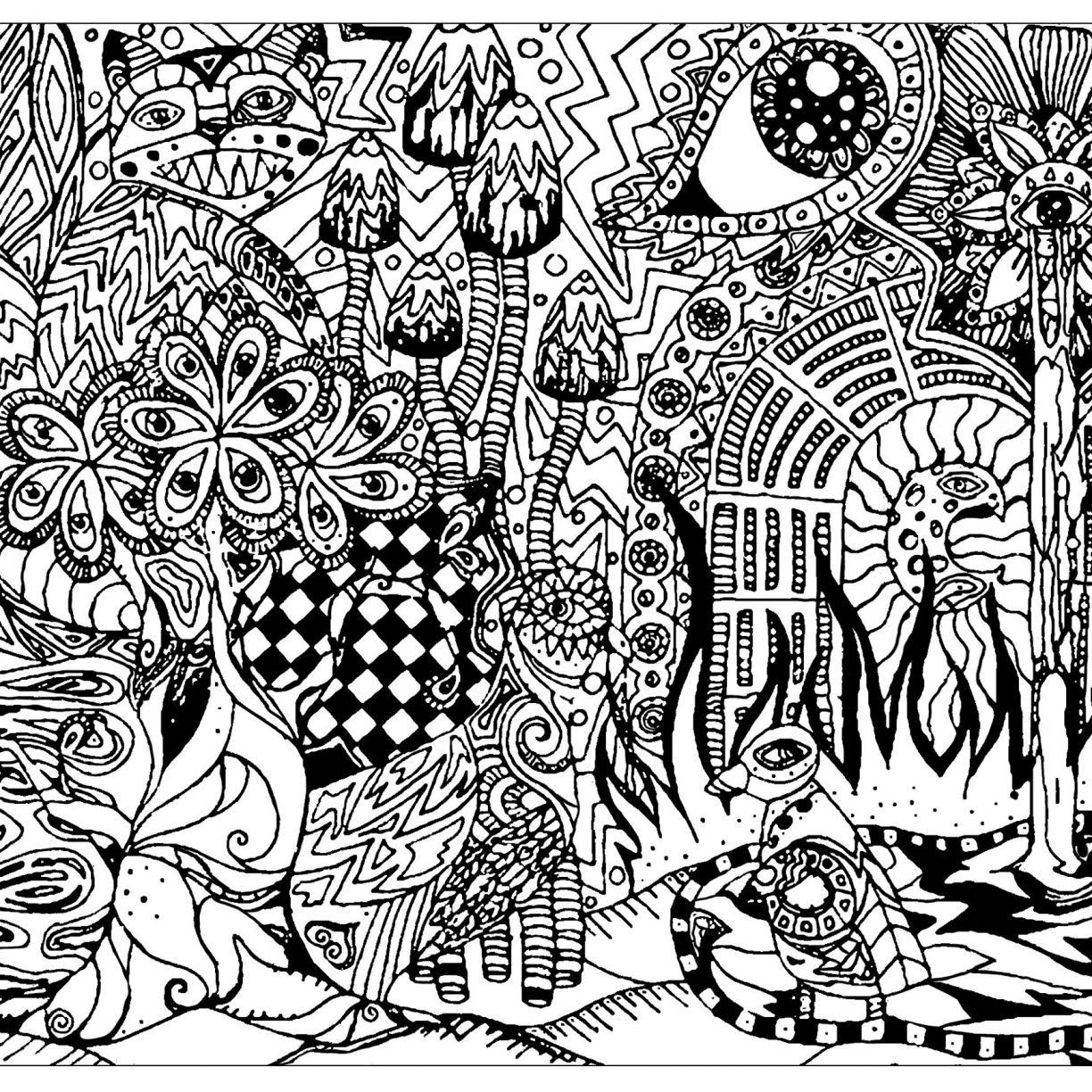 trippy coloring pages printable 50 trippy coloring pages printable trippy coloring pages