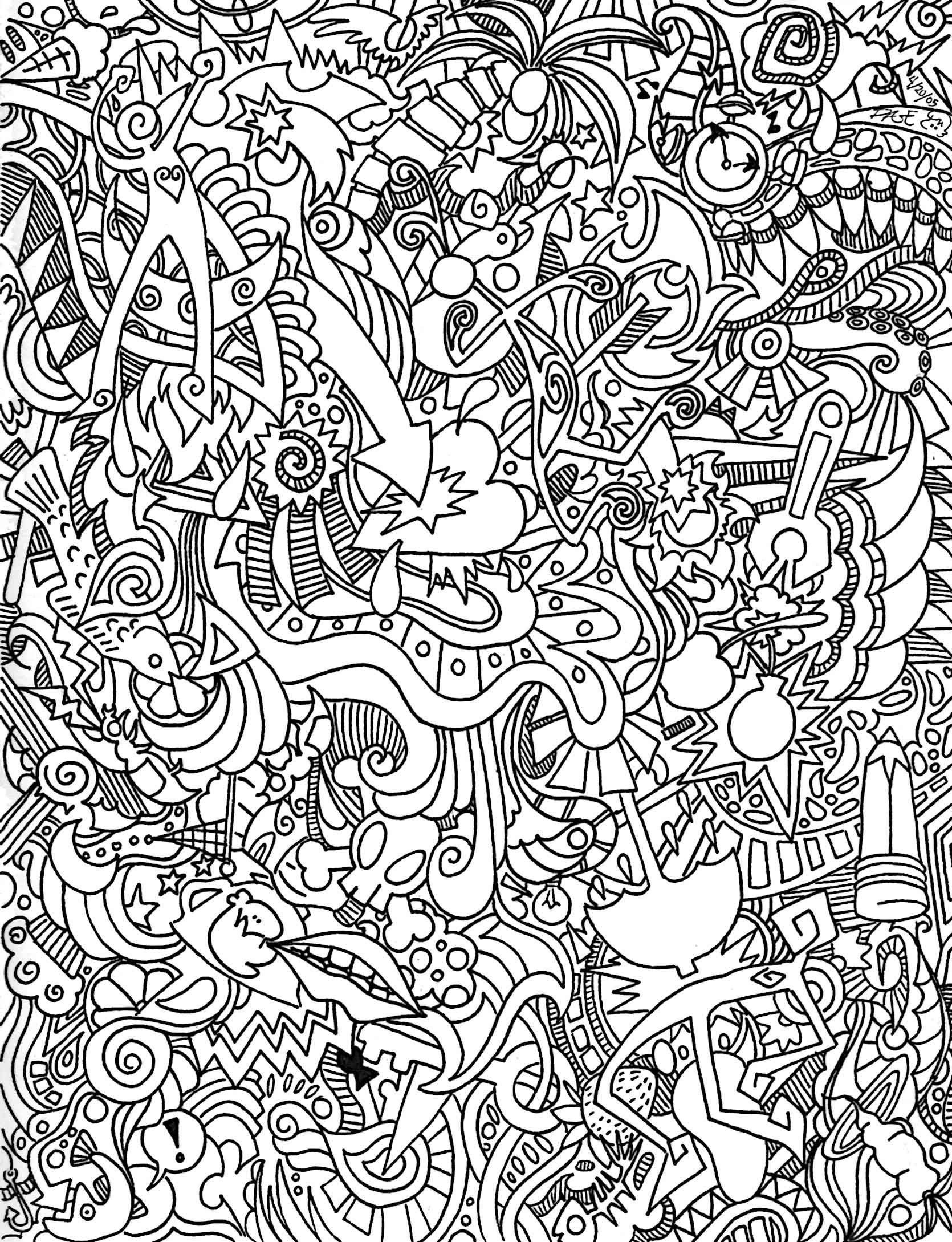 trippy coloring pages printable loudlyeccentric 35 psychedelic coloring pages print printable trippy pages coloring
