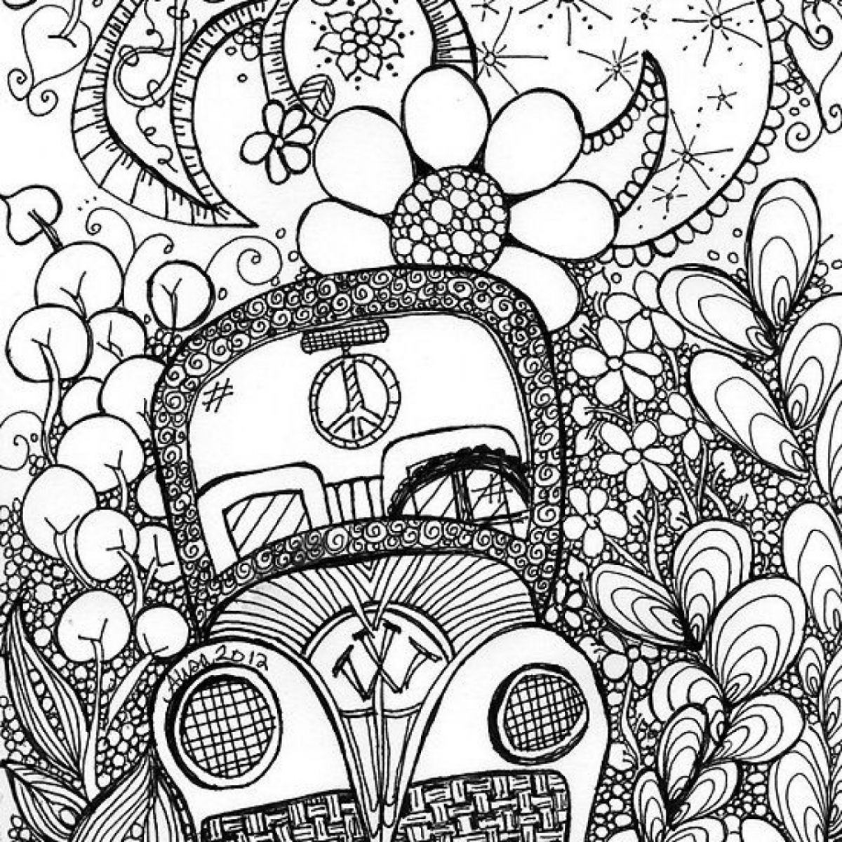 trippy coloring pages printable psychedelic pattern coloring page free printable coloring printable trippy pages
