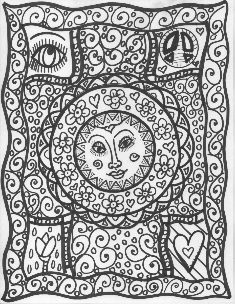 trippy coloring pages printable psychedelic pattern with smiles coloring page free coloring printable pages trippy