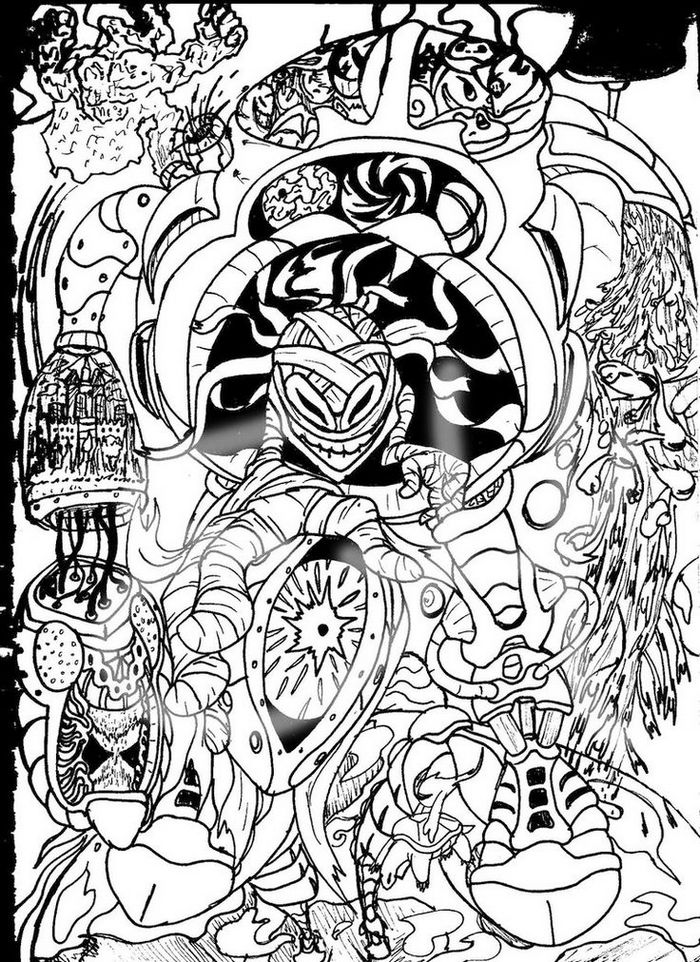 trippy coloring pages printable psychedelic woman psychedelic adult coloring pages pages trippy coloring printable