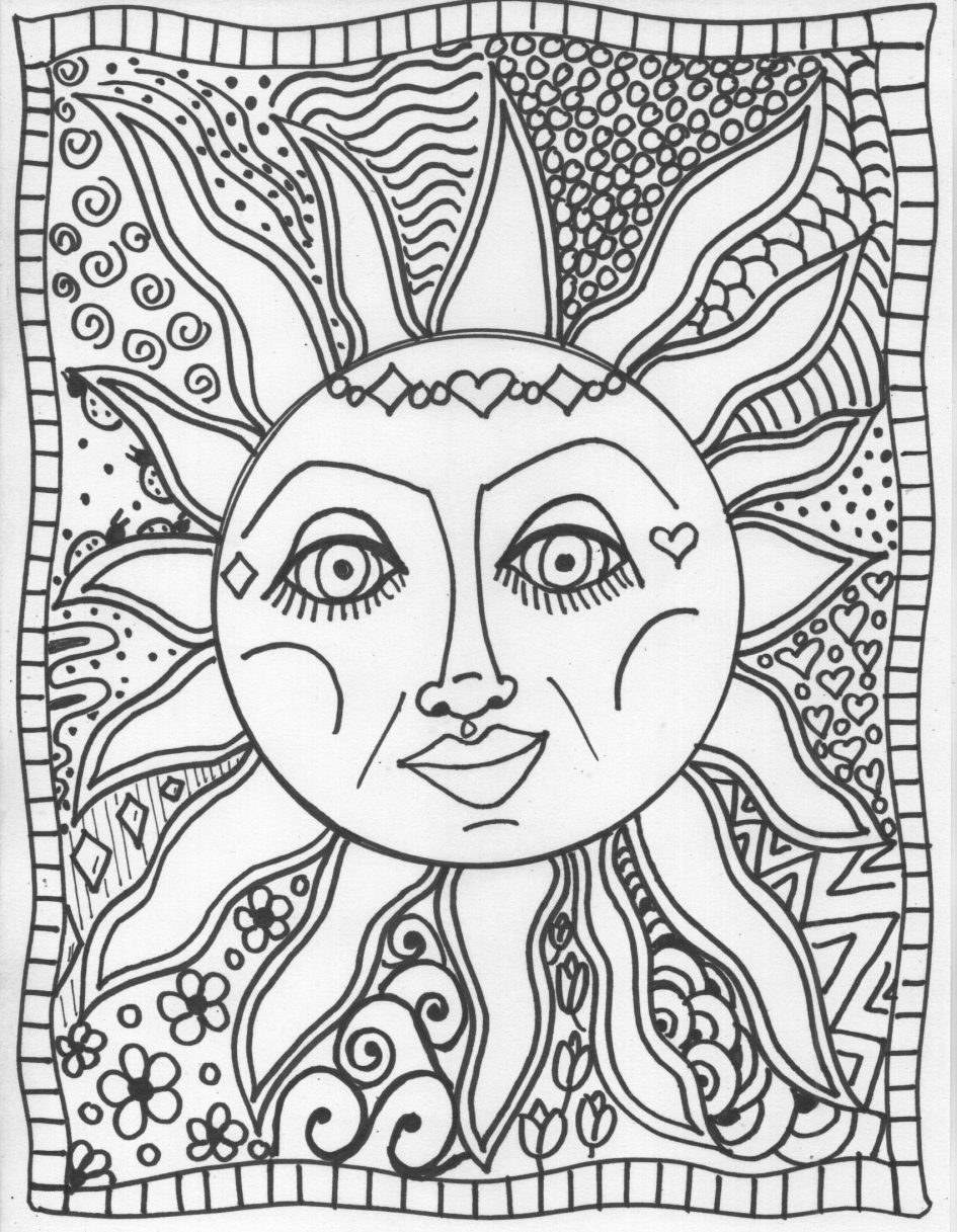 trippy coloring pages printable trippy coloring pages the sun flower pages printable trippy pages coloring