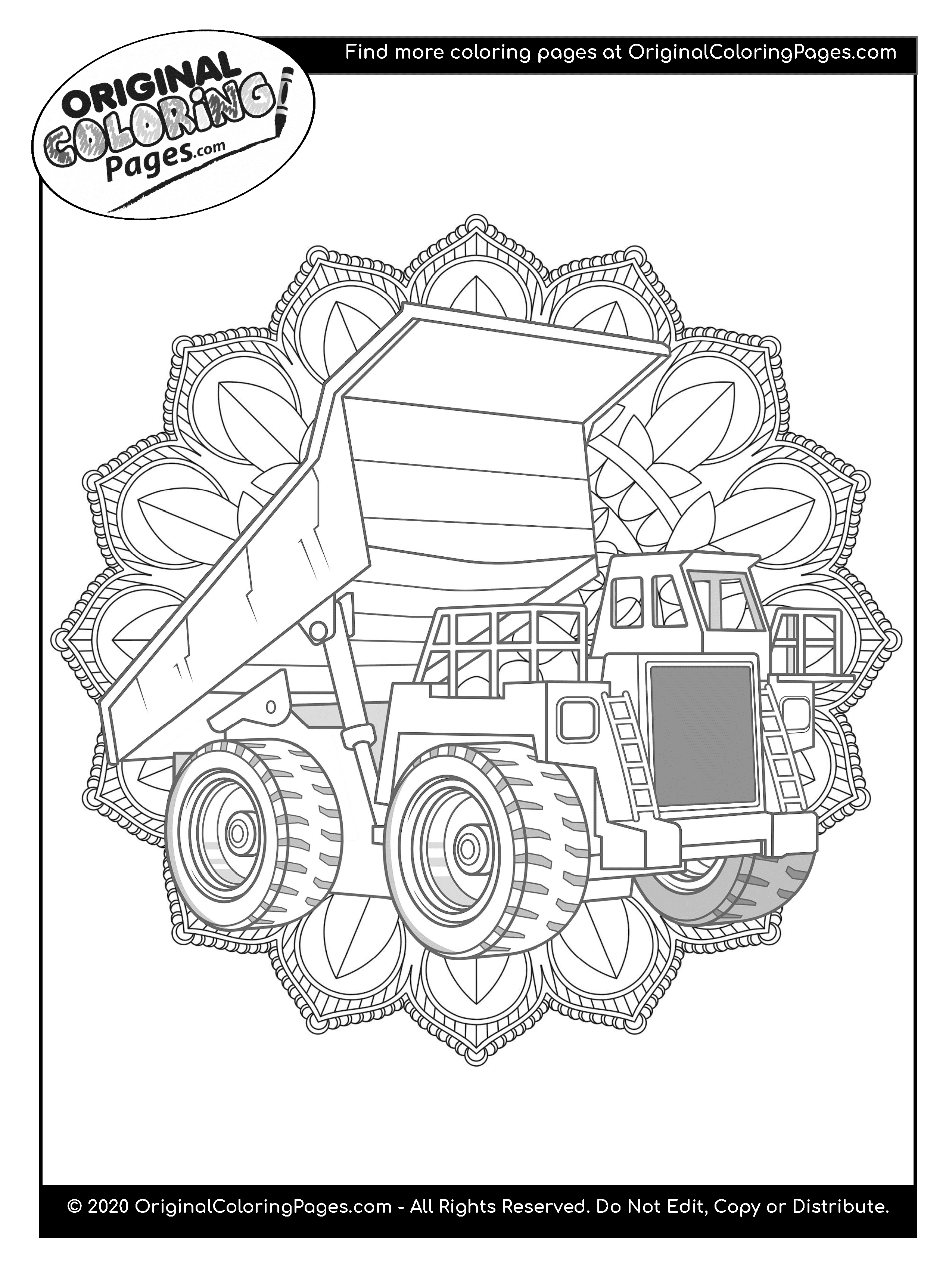 truck and tractor coloring pages farmer is working tractor coloring page download print tractor pages coloring and truck