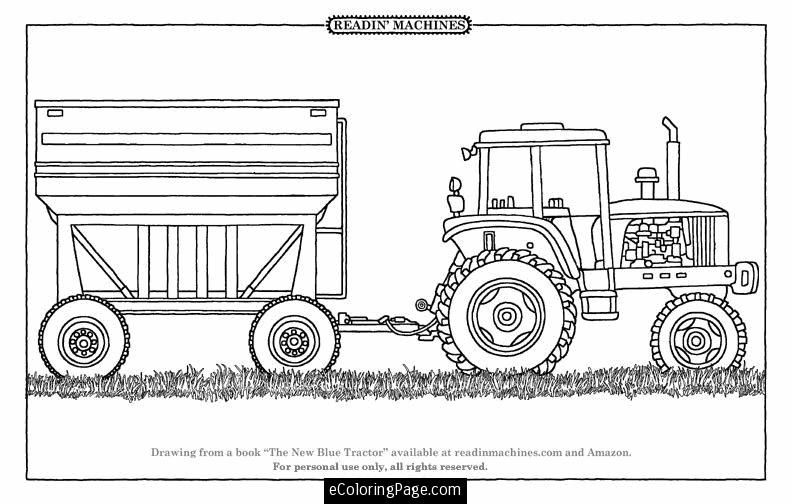 truck and tractor coloring pages learning years coloring pages cars and vehicles tractor truck and pages coloring