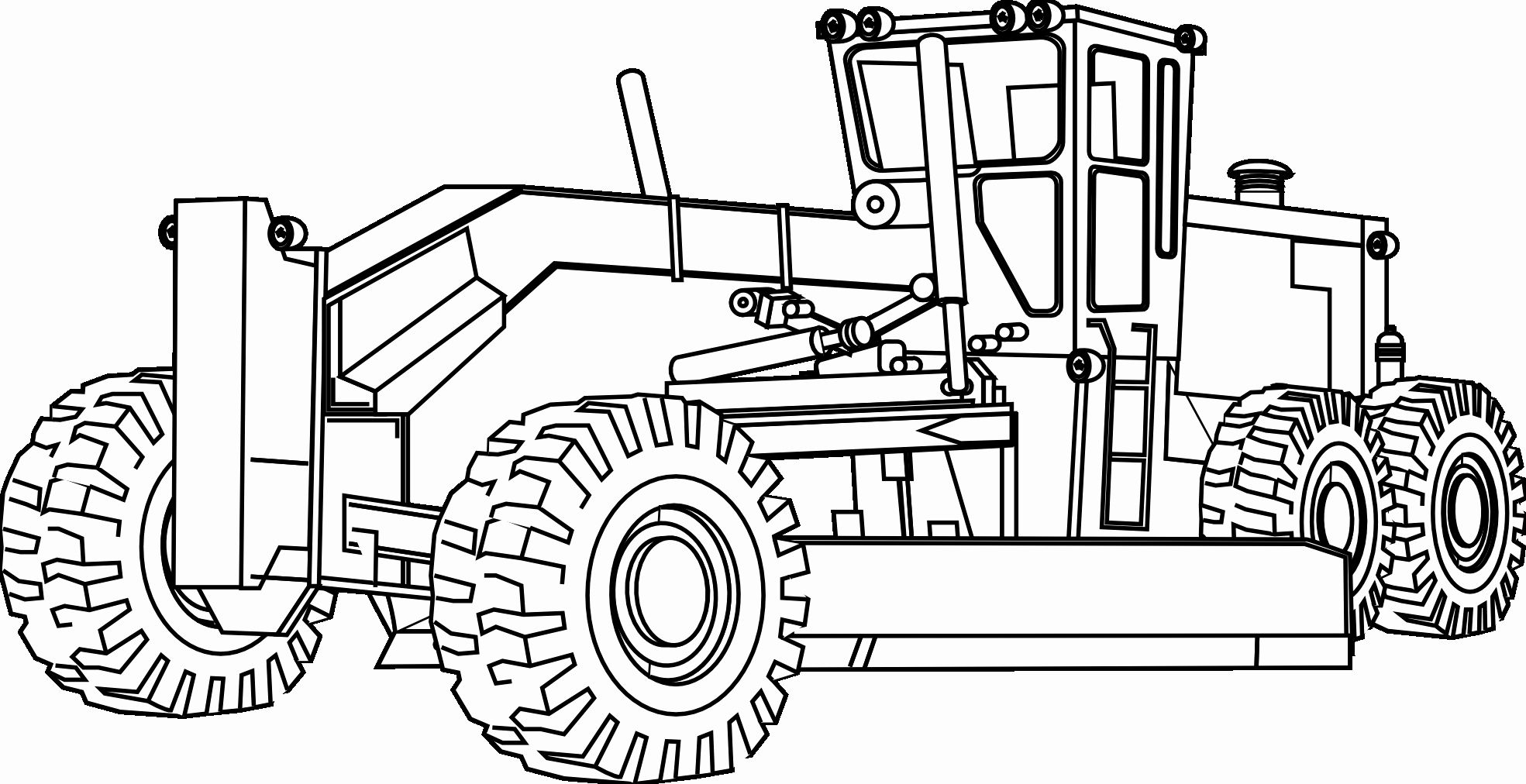 truck and tractor coloring pages macho coloring pages of tractors construction free and pages coloring truck tractor