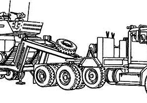 truck and tractor coloring pages tractor and trailer with animals coloring page truck and pages coloring tractor