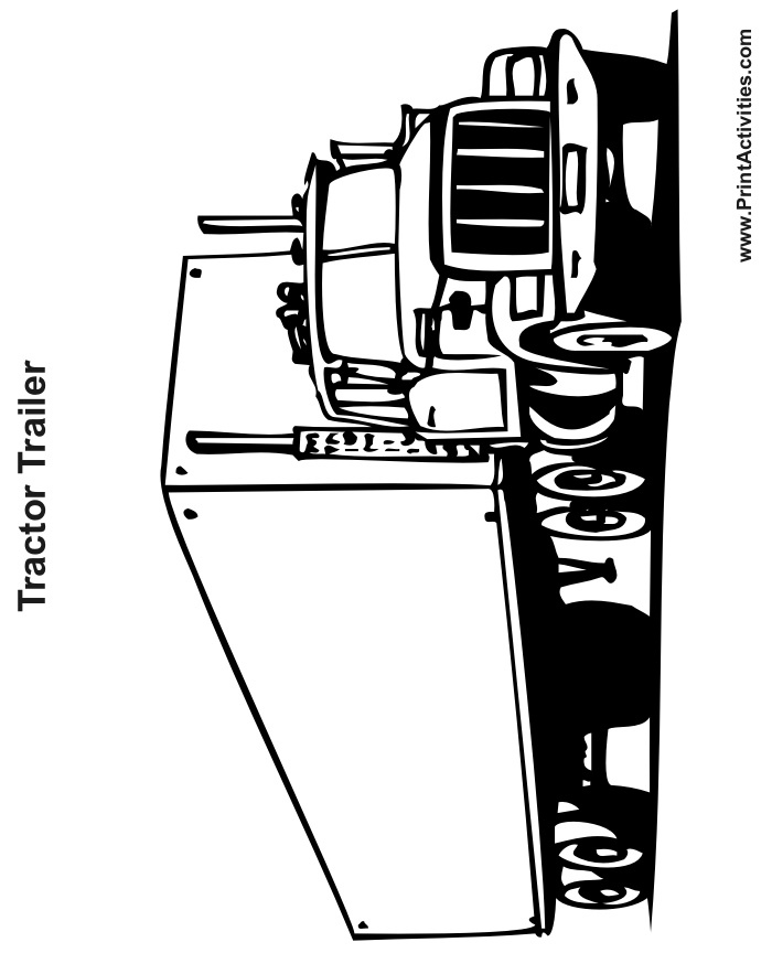 truck and tractor coloring pages tractor pulling trucks coloring pages sketch coloring page and coloring tractor truck pages