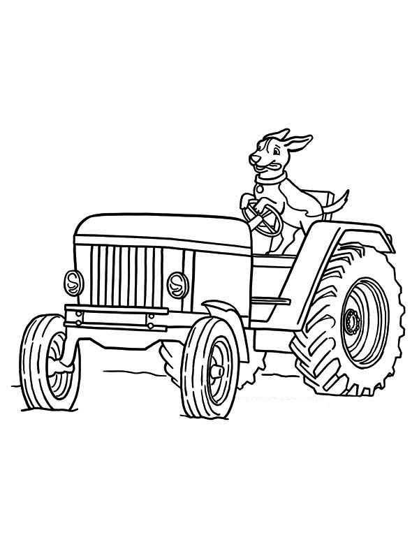 truck and tractor coloring pages tractor pulling trucks coloring pages sketch coloring page truck and coloring tractor pages
