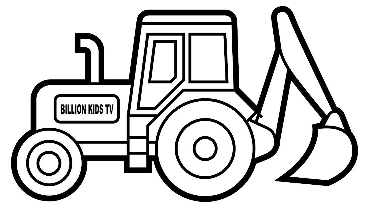truck and tractor coloring pages tractor trailer free photos tractor and coloring pages truck
