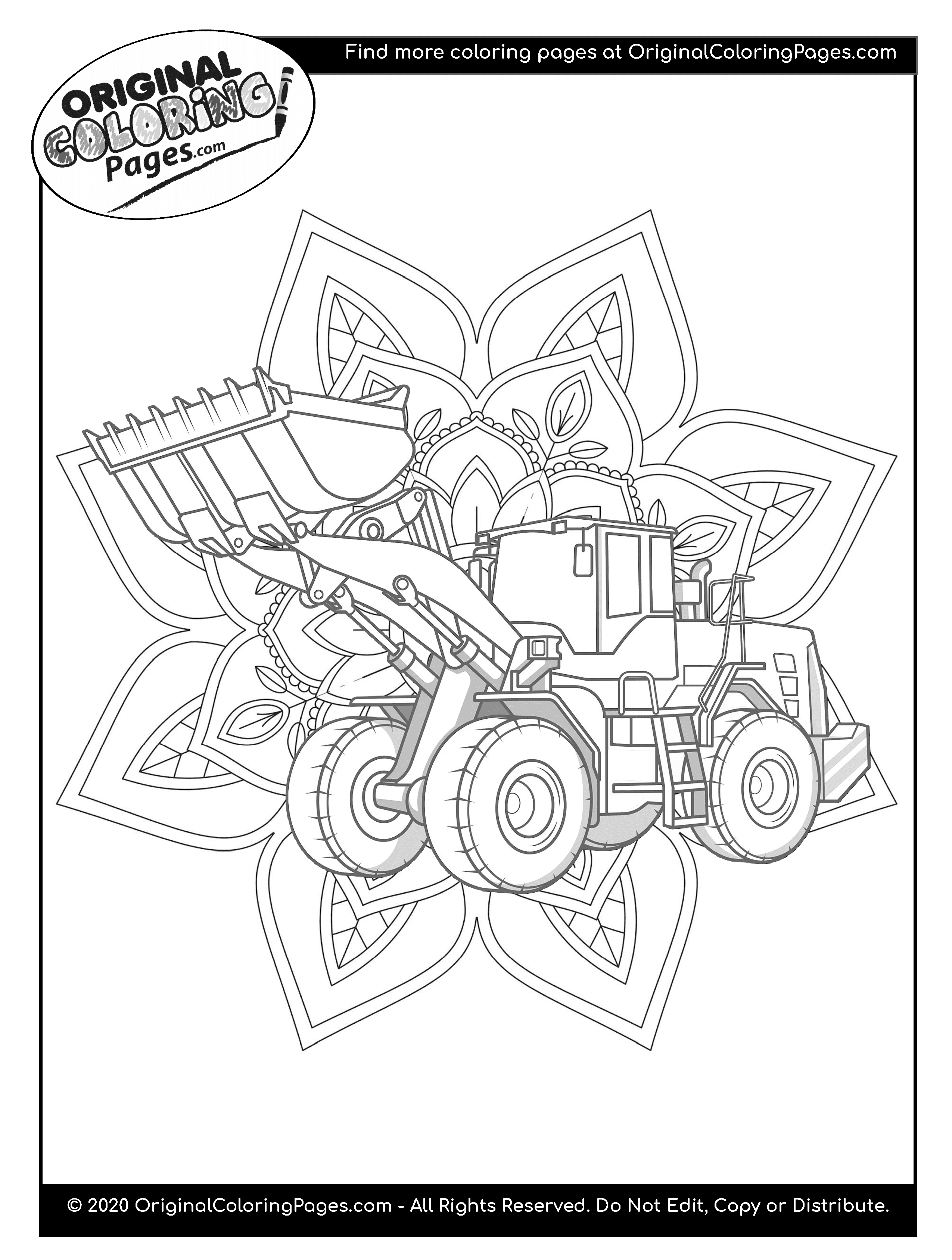 truck and tractor coloring pages trucks and tractors coloring pages coloring pages tractor pages coloring and truck