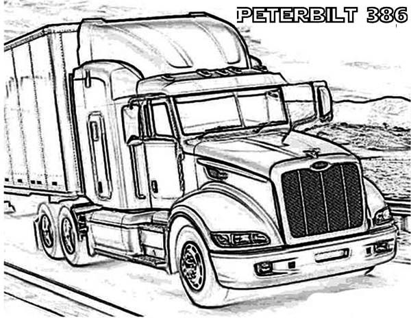 truck and tractor coloring pages trucks and tractors coloring pages coloring pages truck and coloring pages tractor