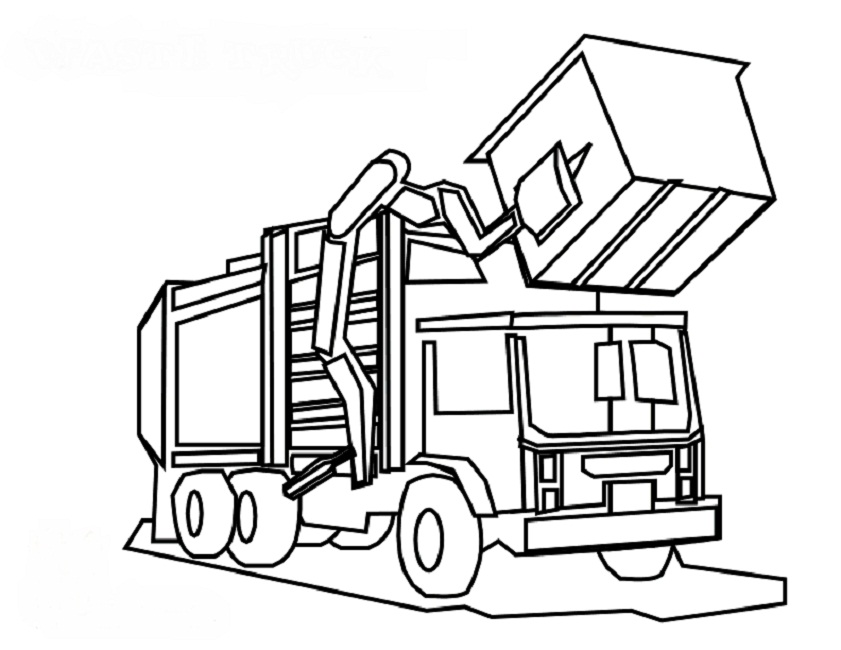 truck colouring in 10 wonderful monster truck coloring pages for toddlers truck colouring in