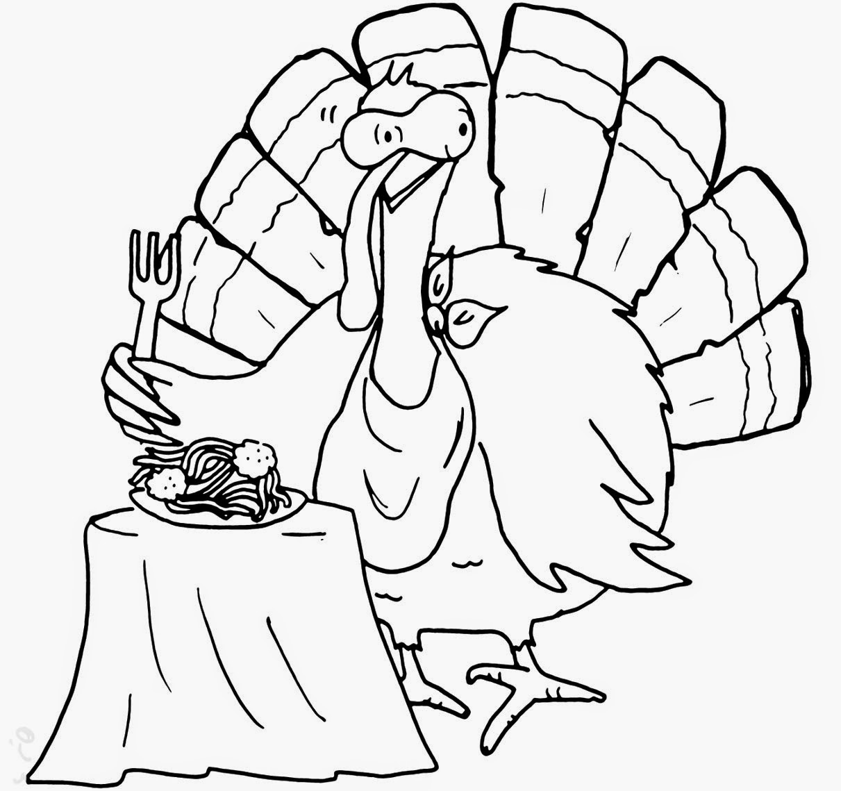 turkey color page coloring pages turkey coloring pages free and printable color page turkey 1 1