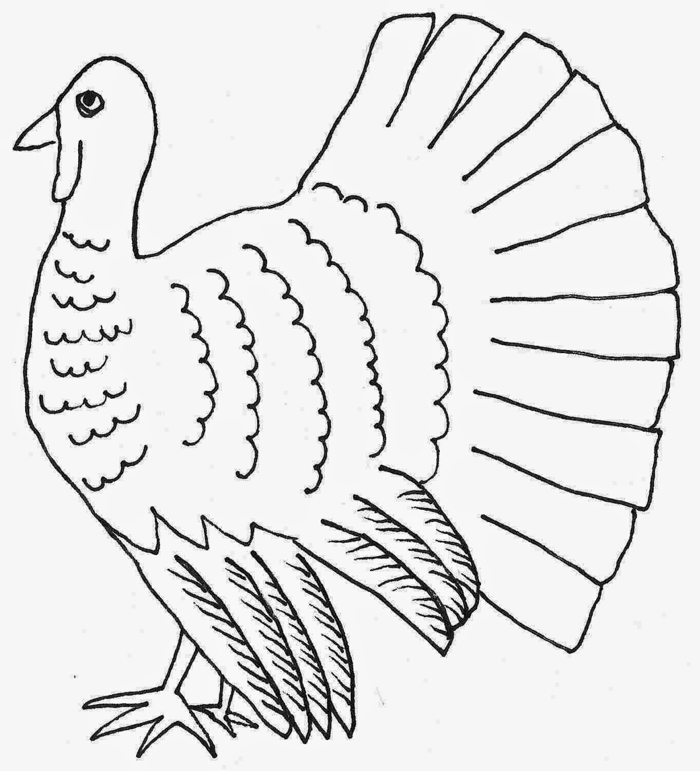turkey color page free printable turkey coloring pages for kids cool2bkids turkey color page