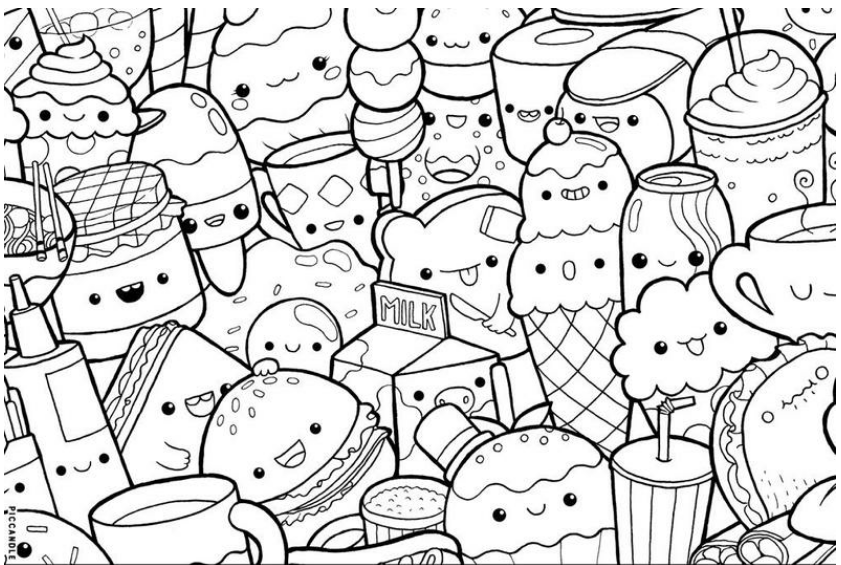 unicorn food coloring pages unicorn cake coloring pages for adults free printable unicorn pages food coloring