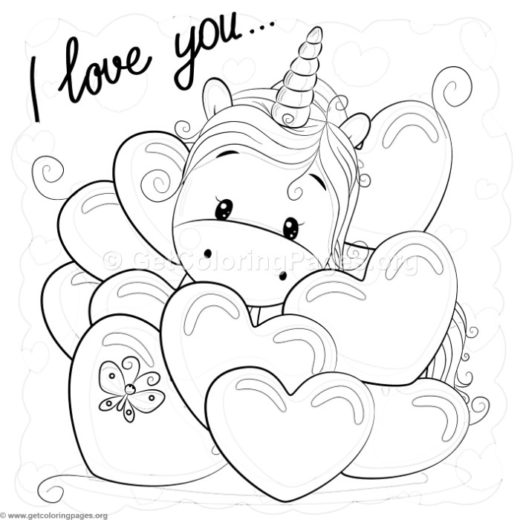 unicorn heart coloring pages 20 free printable unicorn coloring pages the artisan life pages heart coloring unicorn