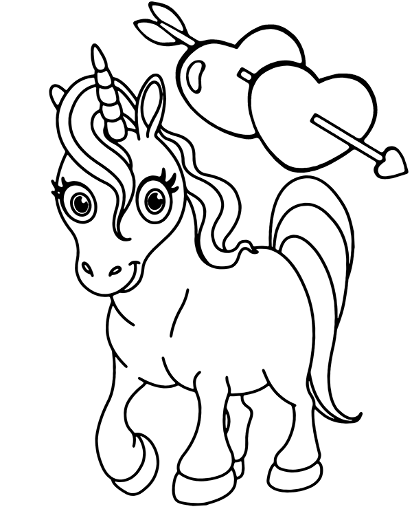 unicorn heart coloring pages dreaming with a heart full of love love coloring pages pages coloring unicorn heart