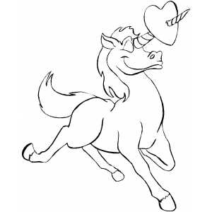 unicorn heart coloring pages heartunicorn valentines coloring pages coloring book heart unicorn pages coloring