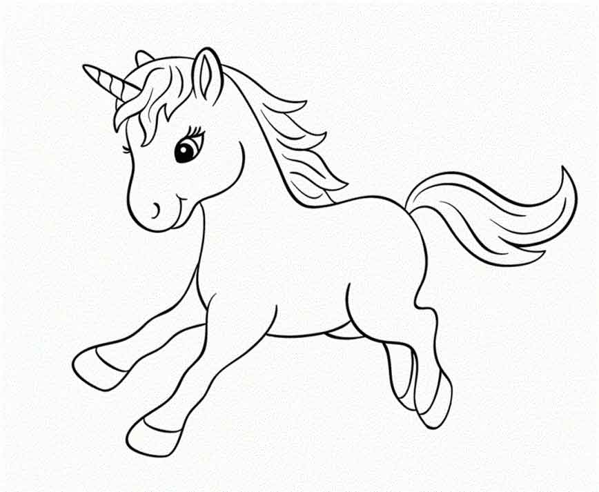 unicorn pictures coloring sheet cute unicorn walking on rainbow coloring page bubakidscom coloring sheet pictures unicorn