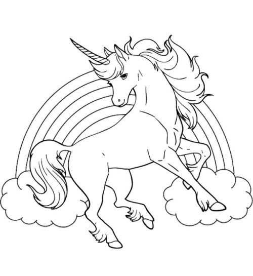 unicorn pictures coloring sheet kids rainbow unicorn coloring page painting by crista forest unicorn sheet pictures coloring