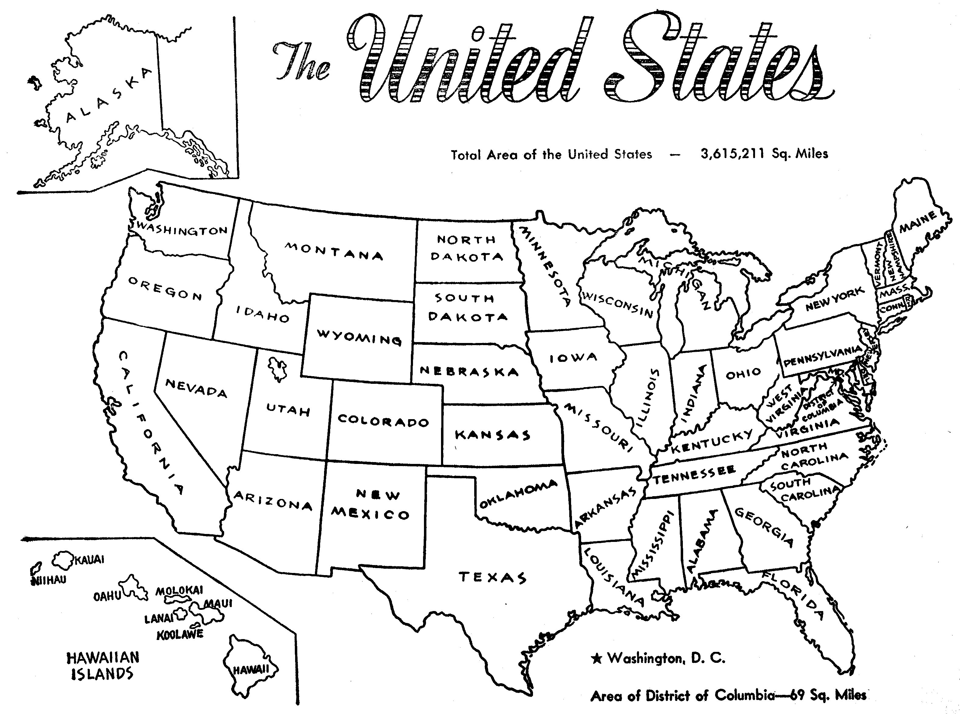 us map coloring page outline map of us states coloring page free printable page coloring us map
