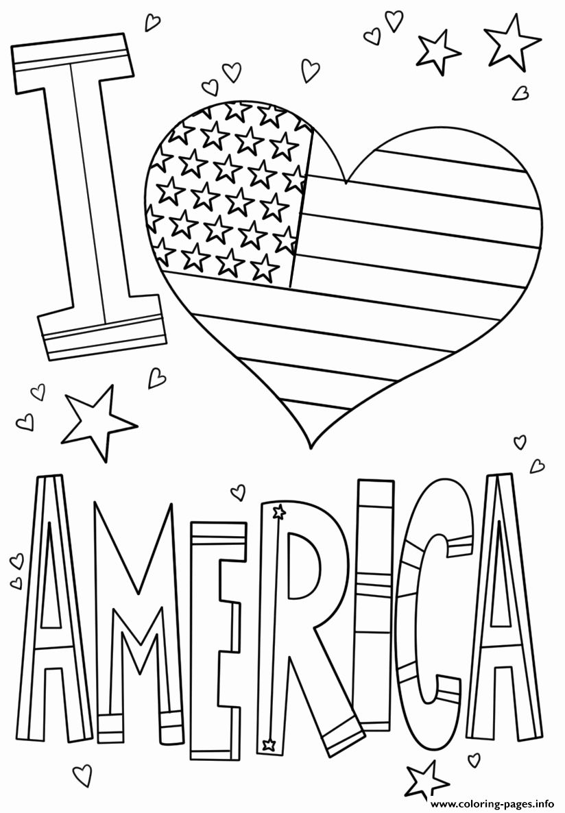 usa flag to colour 4 american flag coloring page coworksheets to colour flag usa