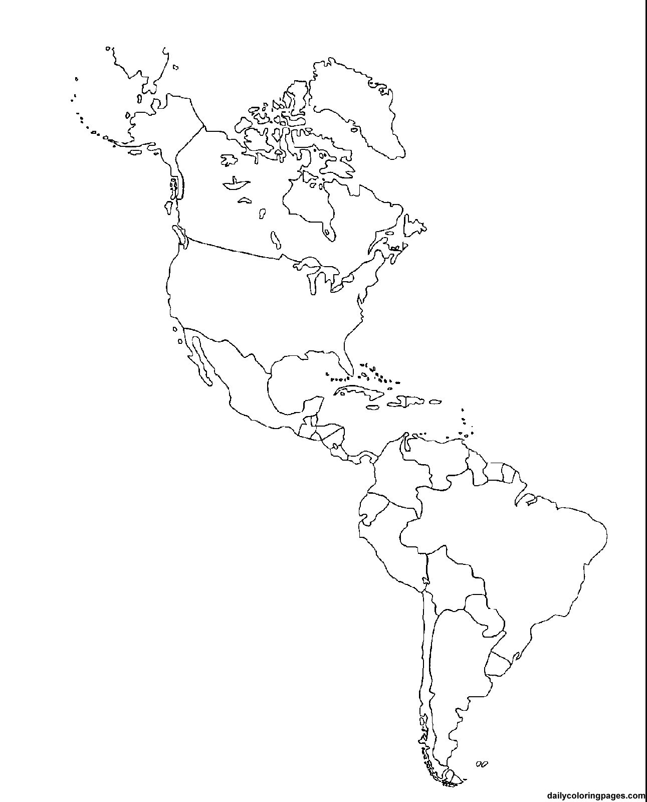 usa map coloring page coloring page map of usa coloring home usa coloring page map