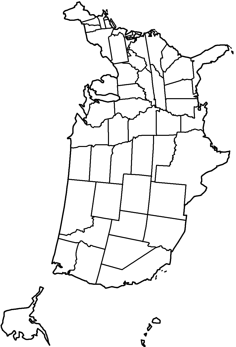 usa map coloring page coloring page united states map coloring home usa map page coloring
