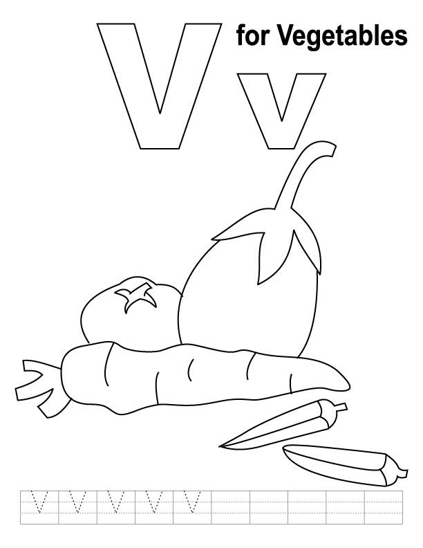 v is for coloring page v for vulture coloring page with handwriting practice coloring v page for is